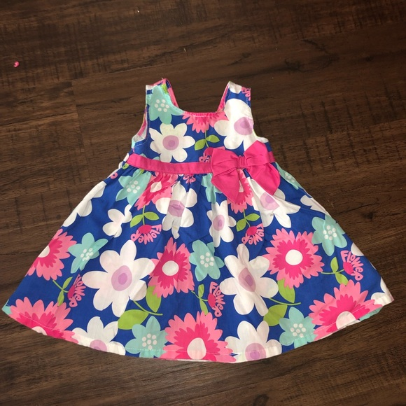 Sesame Street Baby Girls Dress